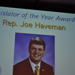 Michigan Rep. Joe Haveman Wins 2010 MML Legislator of the Year Award