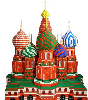 St. Basil's Cathedral | by torgugick
