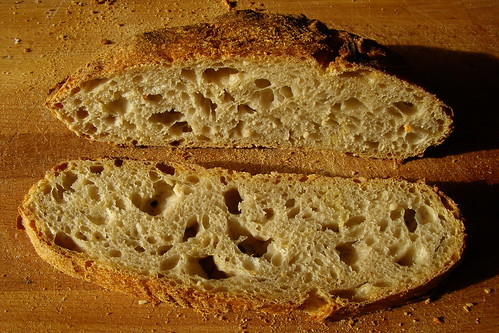 No-knead sourdough | by treehouse1977