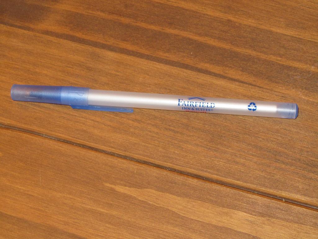 Fairfield Inn & Suites Pen | Sometimes pounding out ideas wi