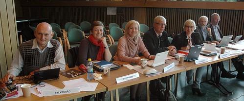 Fylkesrådet   by Fylkestinget i Nord-Trøndelag