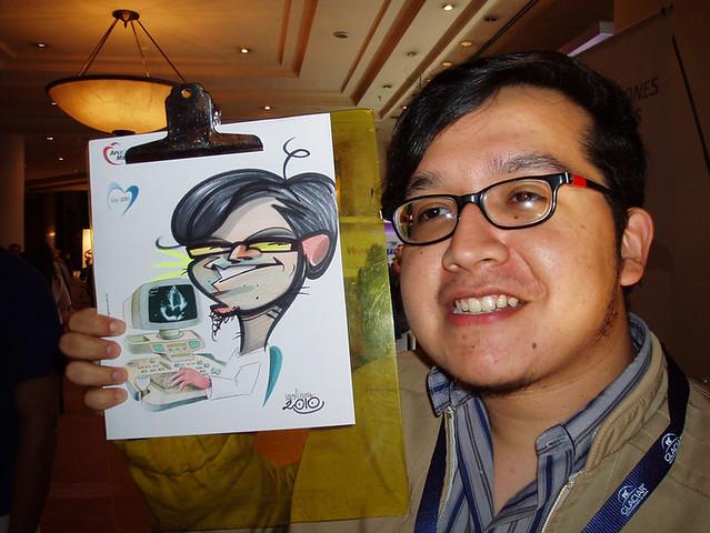 caricaturismo aplimed
