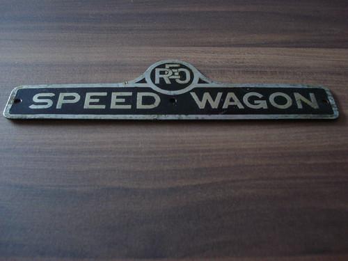 REO Speed Wagon Radiator Badge | by Autoemblem