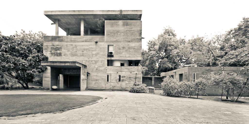 Shodan House, Ahmedabad - Le Corbusier | Scott Norsworthy | Flickr