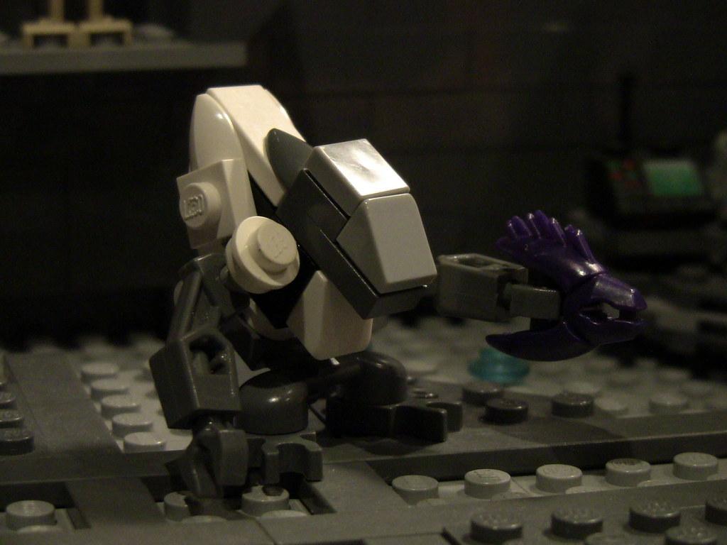 Halo: Reach Grunt (V 2) | My Halo: Reach Grunt that is compl