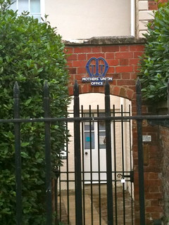 Mothers Union Office entrance near Gloucester Cathedral | by Tip Tours