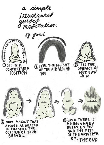 How To Erase The Outline Of Your Being | by yumisakugawa