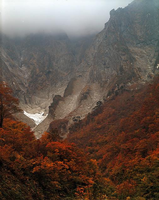 秋の谷川岳 - Mt.Tanigawa in Autumn -