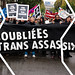 Existrans 2010 – « Sida : trans oubliéEs, trans assassinéEs » Act Up-Paris