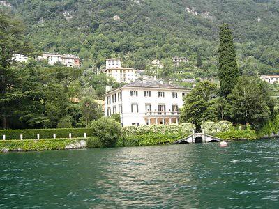 Villa Oleandra Di George Clooney Esta E A Casa Do Ator Geo Flickr