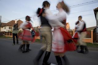 Romania 2009 - Dancing