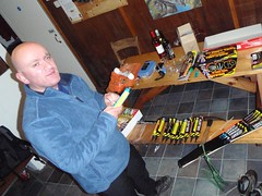 Sat, 2010-11-06 19:48 - Loz prepared all those fireworks!