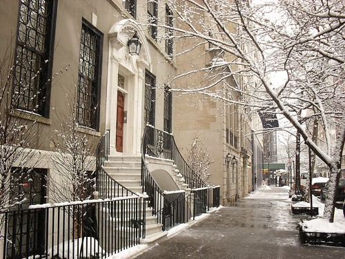 Upper East Side, Winter, New York City 100 | by Vivienne Gucwa