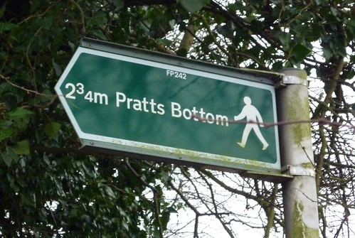 Pratt's Bottom Time Out Country Walks Freewalks 82 Hayes to Knockholt