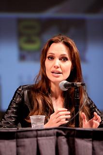 Angelina Jolie | by Gage Skidmore