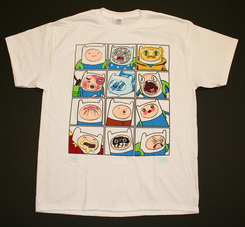 Adventure Time T-Shirt | by Fred Seibert