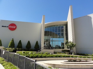 World of Coca Cola | by inazakira