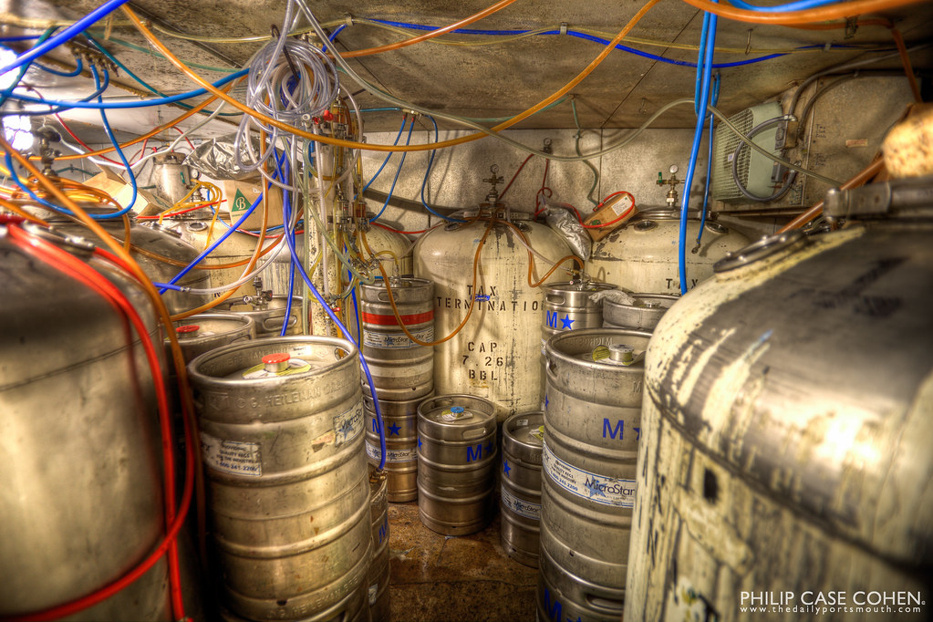 Cold Storage at The Brewery by Philip Case Cohen