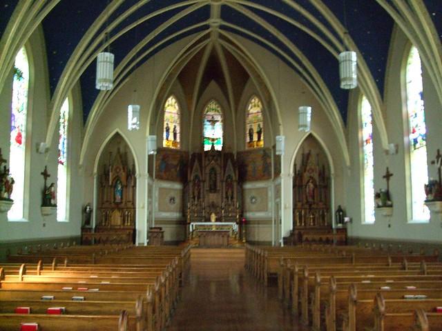 St. Joseph Catholic Church, Peoria, IL