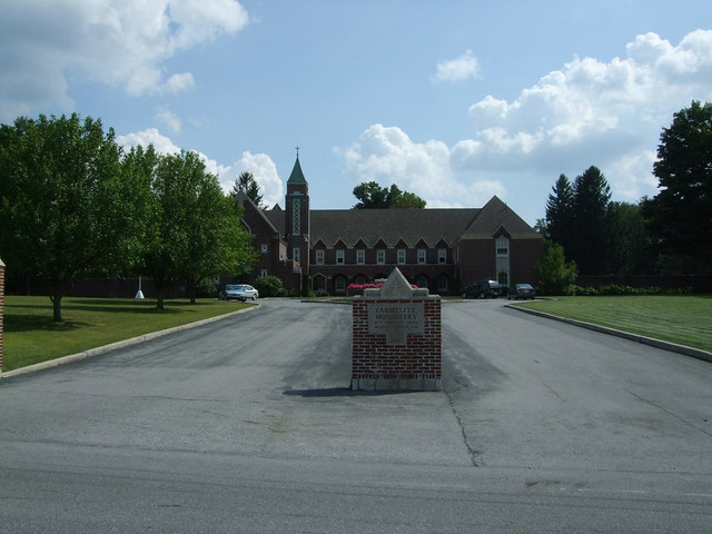 Carmelite Monastery of St. Therese of Lisieux, Loretto, PA