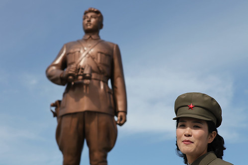 North Korea - Samjiyon