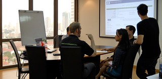 talking about web design | by Web Courses Bangkok