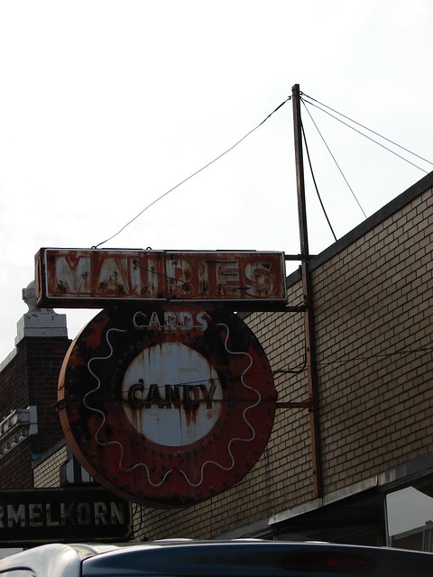 Mauries Cards & Candy