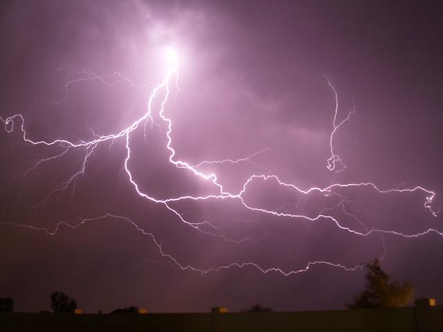 Lightning tonight! 09.30.2010