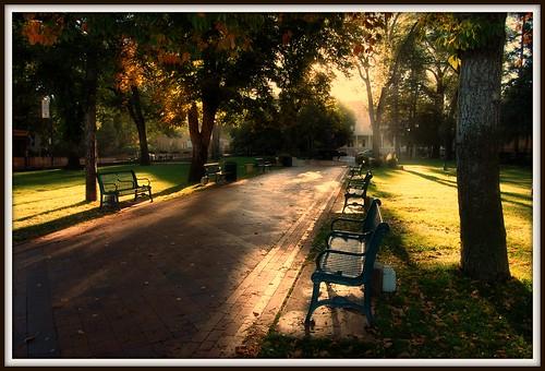 park santa new morning 2 sunrise mexico fe santafemorning2