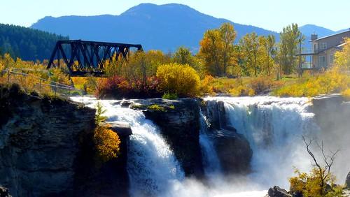 Lumbreck Falls, Alberta | by FancyLady
