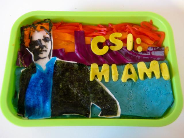 10-2-10 CSI: Miami Bento