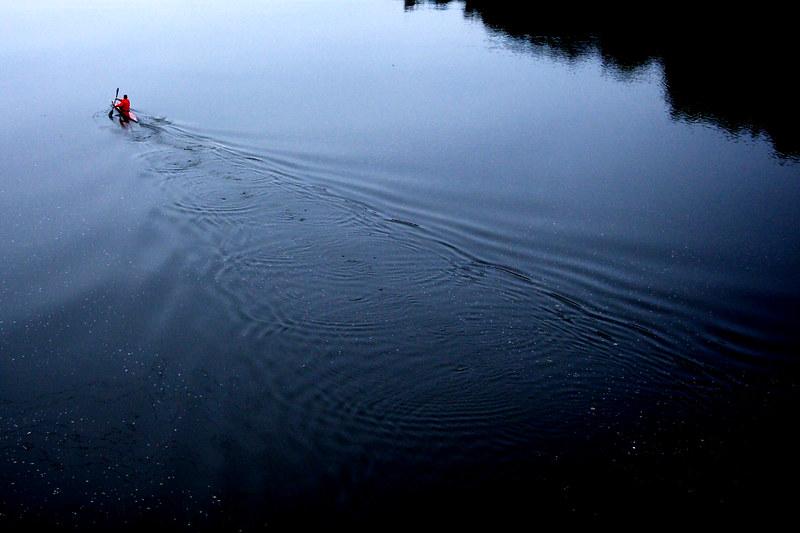 należności przejście kajaka łodzi wiosłowej śluzę
