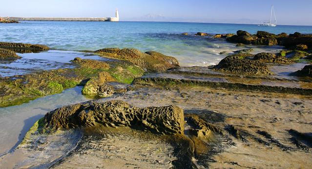 On the beach - Tarifa.