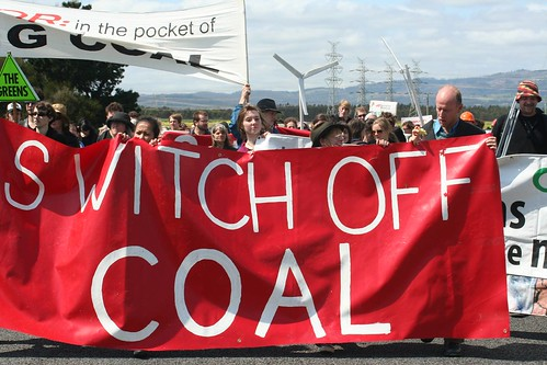 'Switch off coal' - Replace Hazelwood Coal Power Station | by John Englart (Takver)
