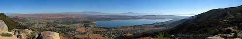 california panorama lake view pano peggy lakeelsinore quotation ©allrightsreserved quote3 ©peggyhughes fromtheortegahighway
