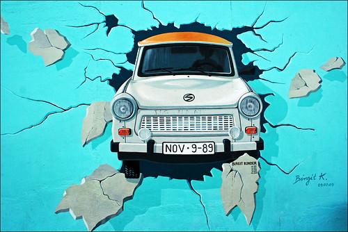 East Side Gallery 2010   by alias URBAN ARTefakte