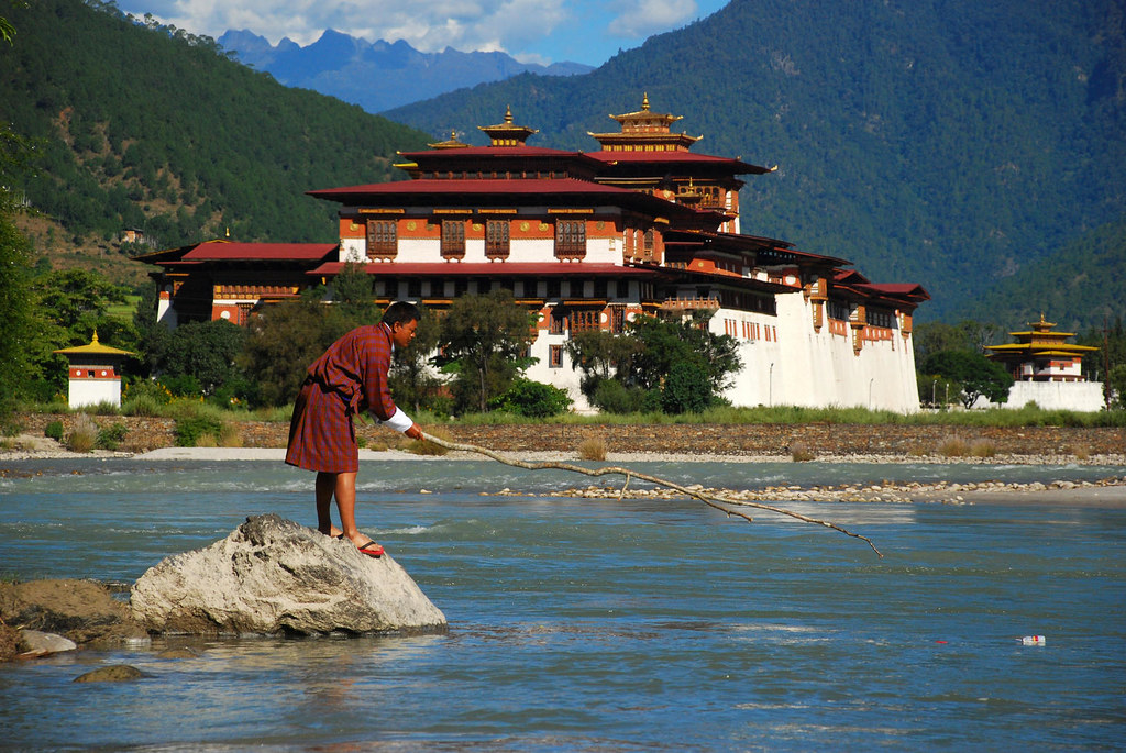 Local Man Keeps Bhutan's River Immaculate