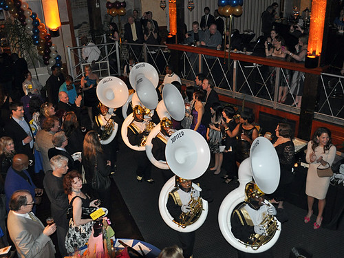 Never Enough Tubas - the Roots of Music Marching Crusaders.