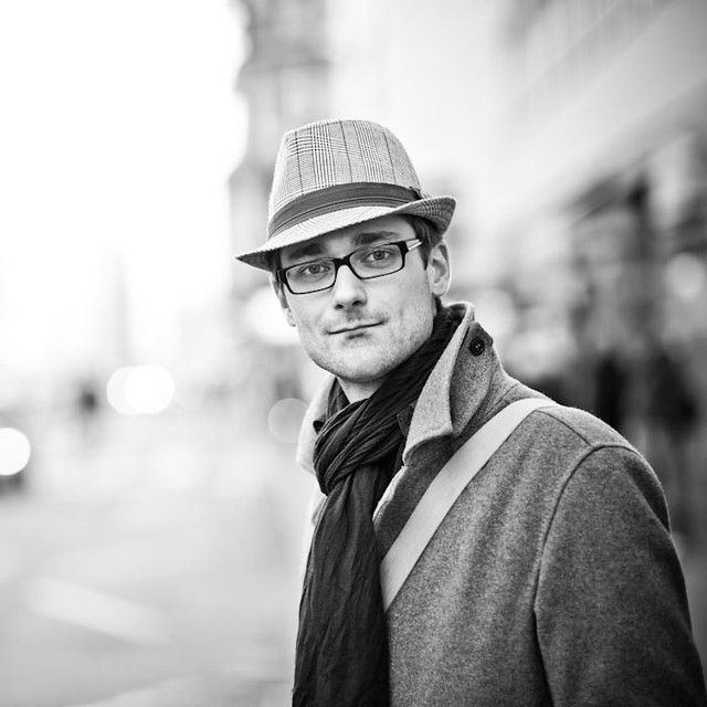 Matthias on Langstrasse