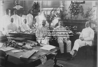 Personeel Surinaamsche Bank   by Stichting Surinaams Museum