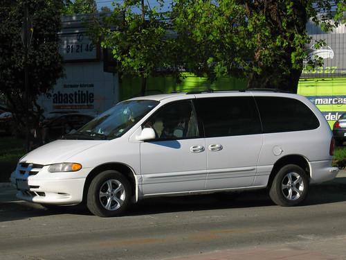 Chrysler Grand Caravan 3.3 SE 2001