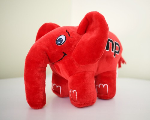 Red Elephpant | by akrabat