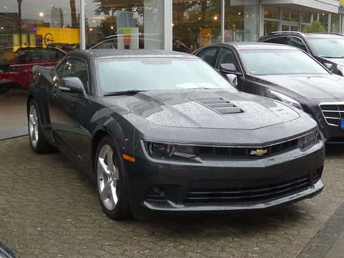 2015 Chevrolet Camaro Photo