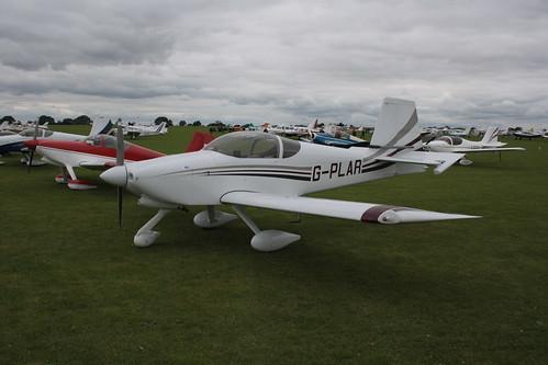 G-PLAR Vans RV-9A [PFA 320-14459] Sywell 040915