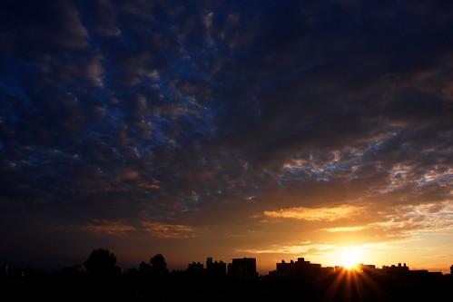 japan sunrise twilight hokkaido ef1740mmf4lusm