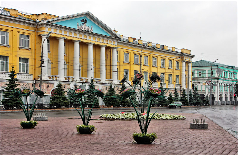 Орел, Россия