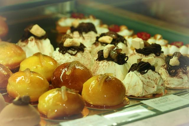 Italian Pastries at Eataly NYC