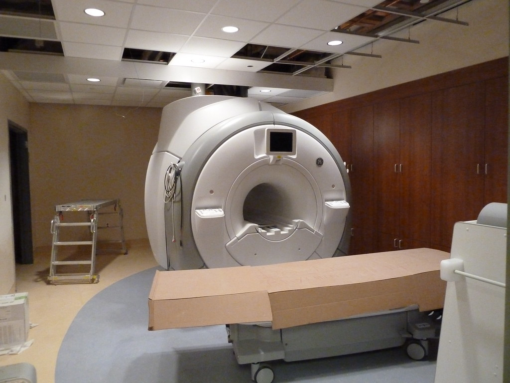 MRI magnet - weighs as much as 3 full grown African Elepha… | Flickr