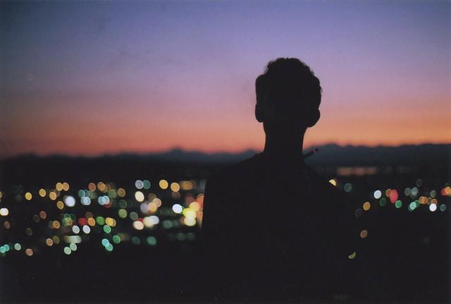 Sunset Cigarette