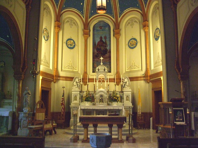 St. Augustine Catholic Church, Elkridge, MD